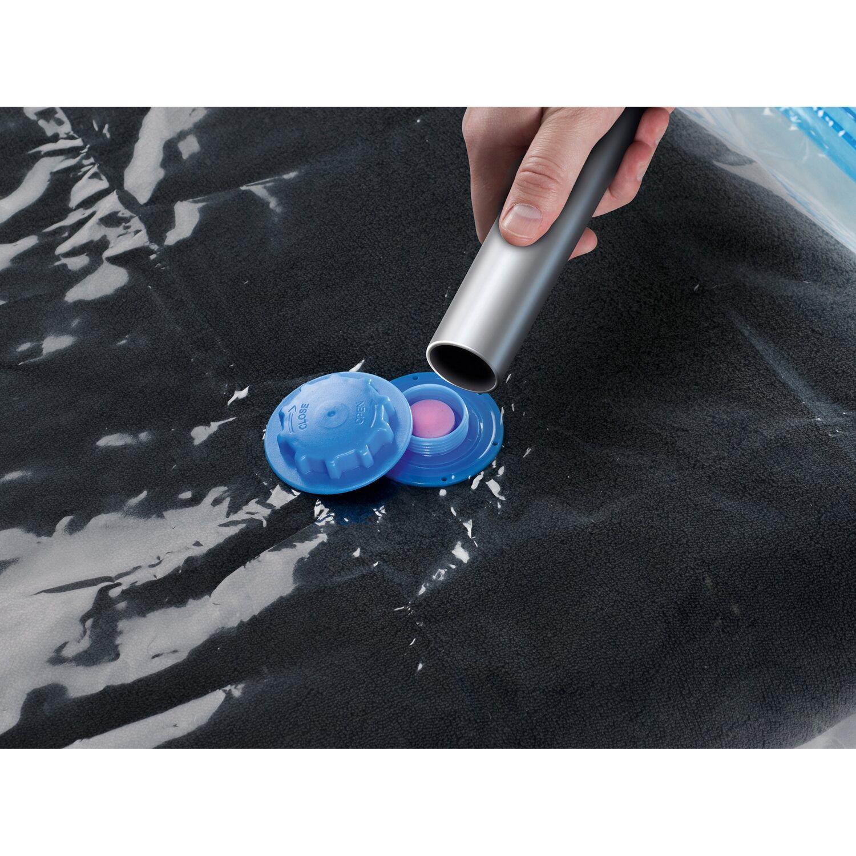 TENGA Air-Tech Squeeze Gentle - szívó maszturbátor (fehér) -