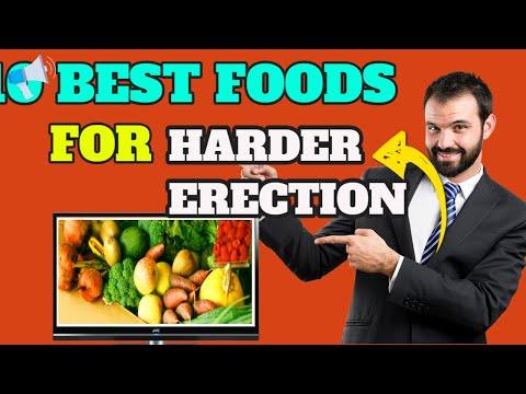 az erekciót fokozó receptek