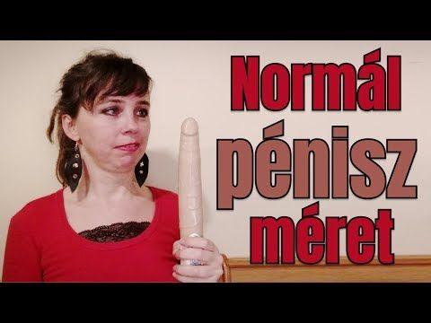 milyen méretű a pénisz