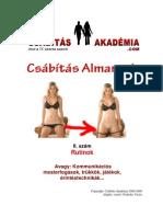 péniszvastagság gyakorlatok