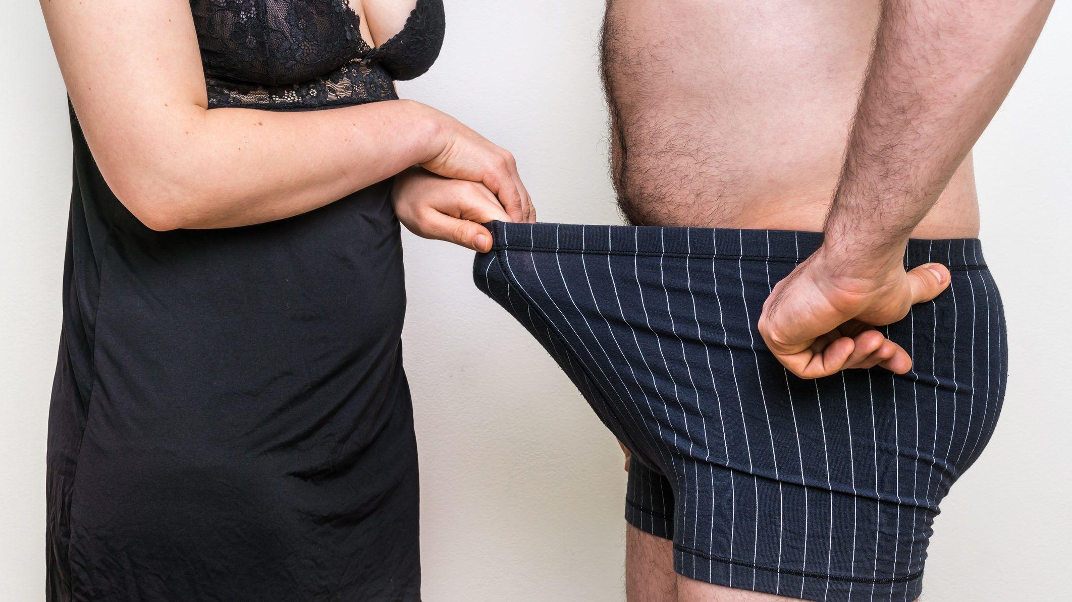 mit fog mondani a pénisz egy férfiról merevedési állapotban hány cm