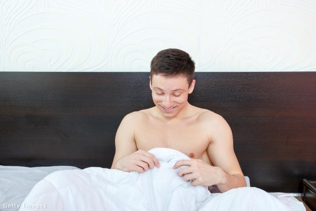 a reggeli erekció okai