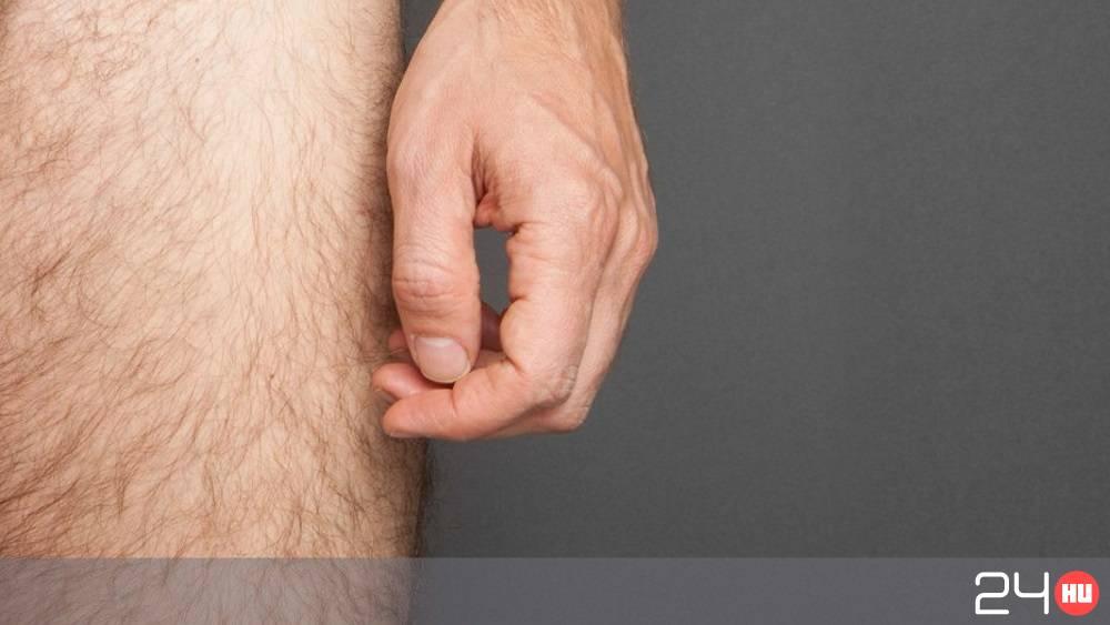 A férfiak közel fele elégedetlen pénisze méreteivel