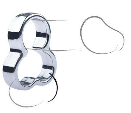 pénisz gyűrűk fém