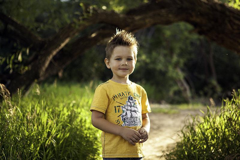 a gyermeknek 5 éves korában merevedése van