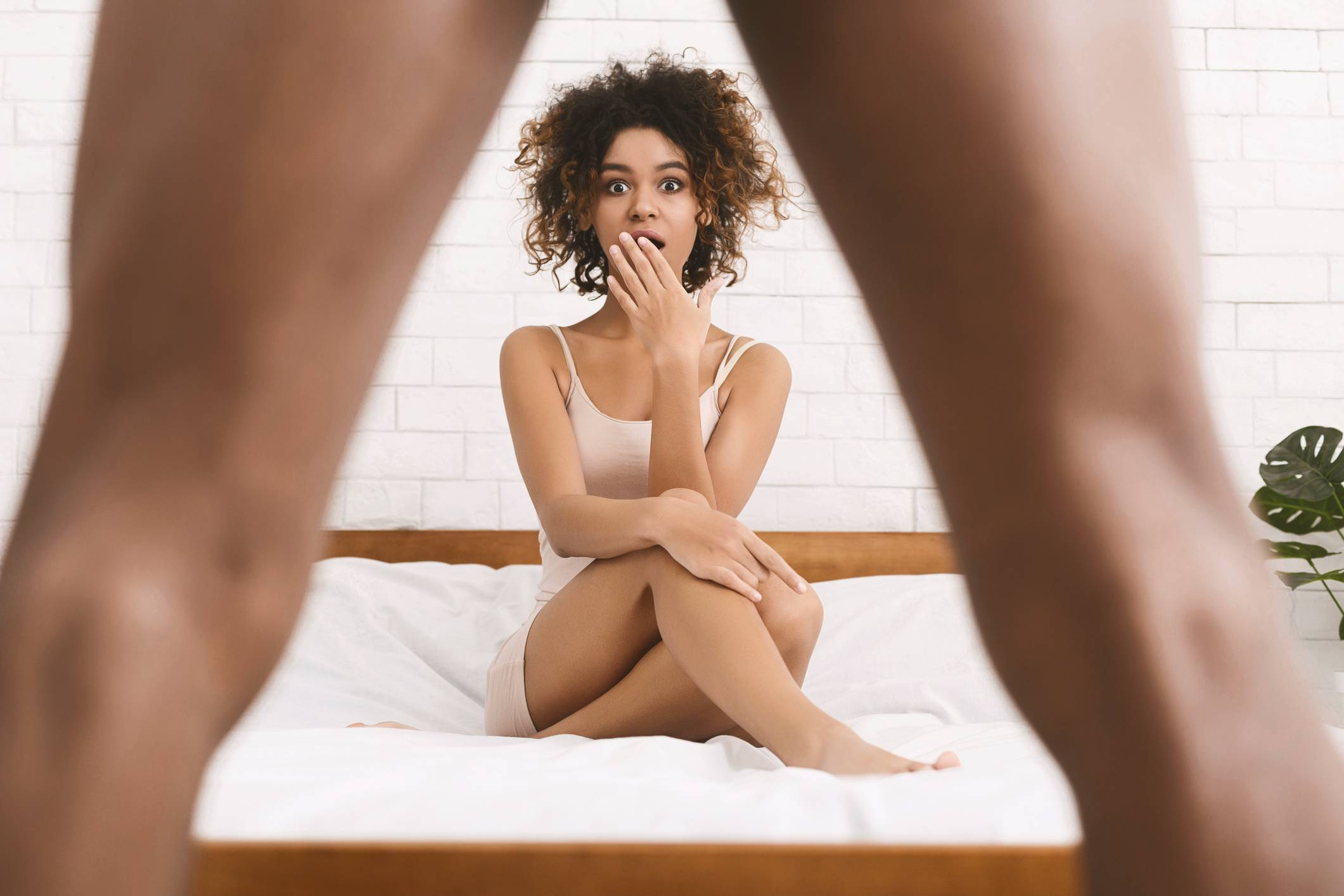 a pénisz az erekció során nem nehéz