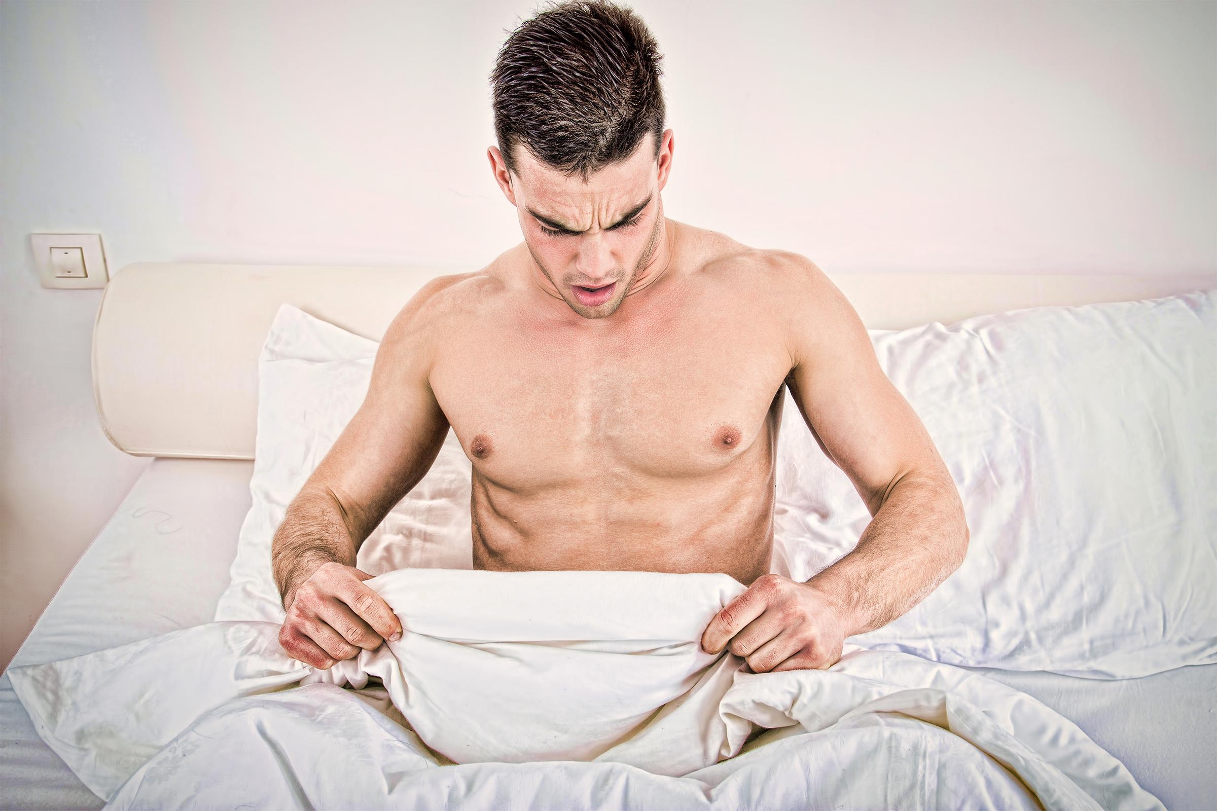 Flakonnal szexelt a férfi, le kellett vágni a péniszét (18+)