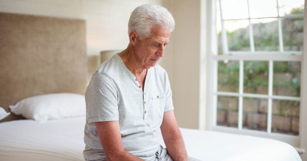 Tesztoszteron hiány, merevedési zavar öregkorban.