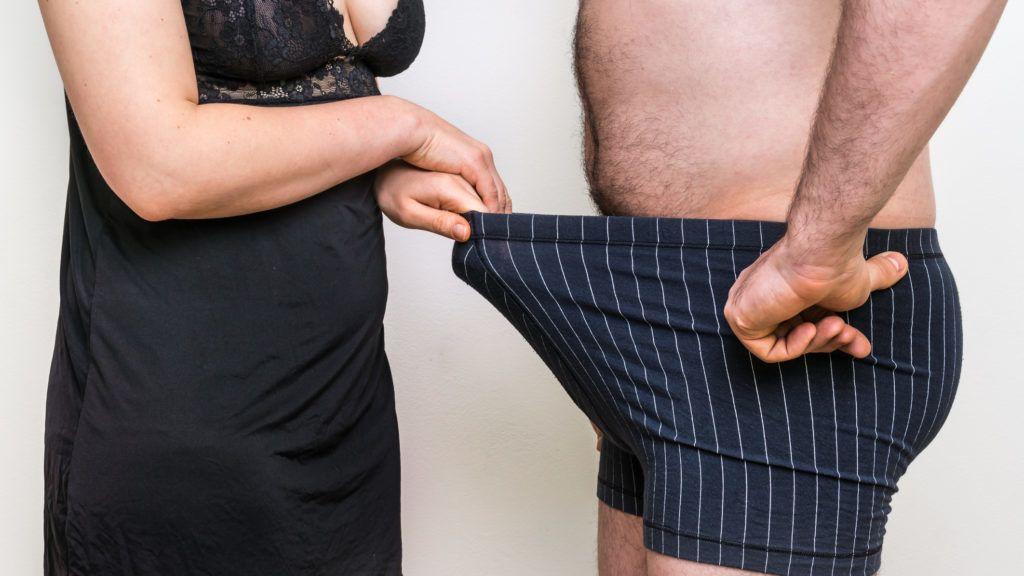 péniszméret a fogantatáshoz gyors erekcióval a férfiaknál