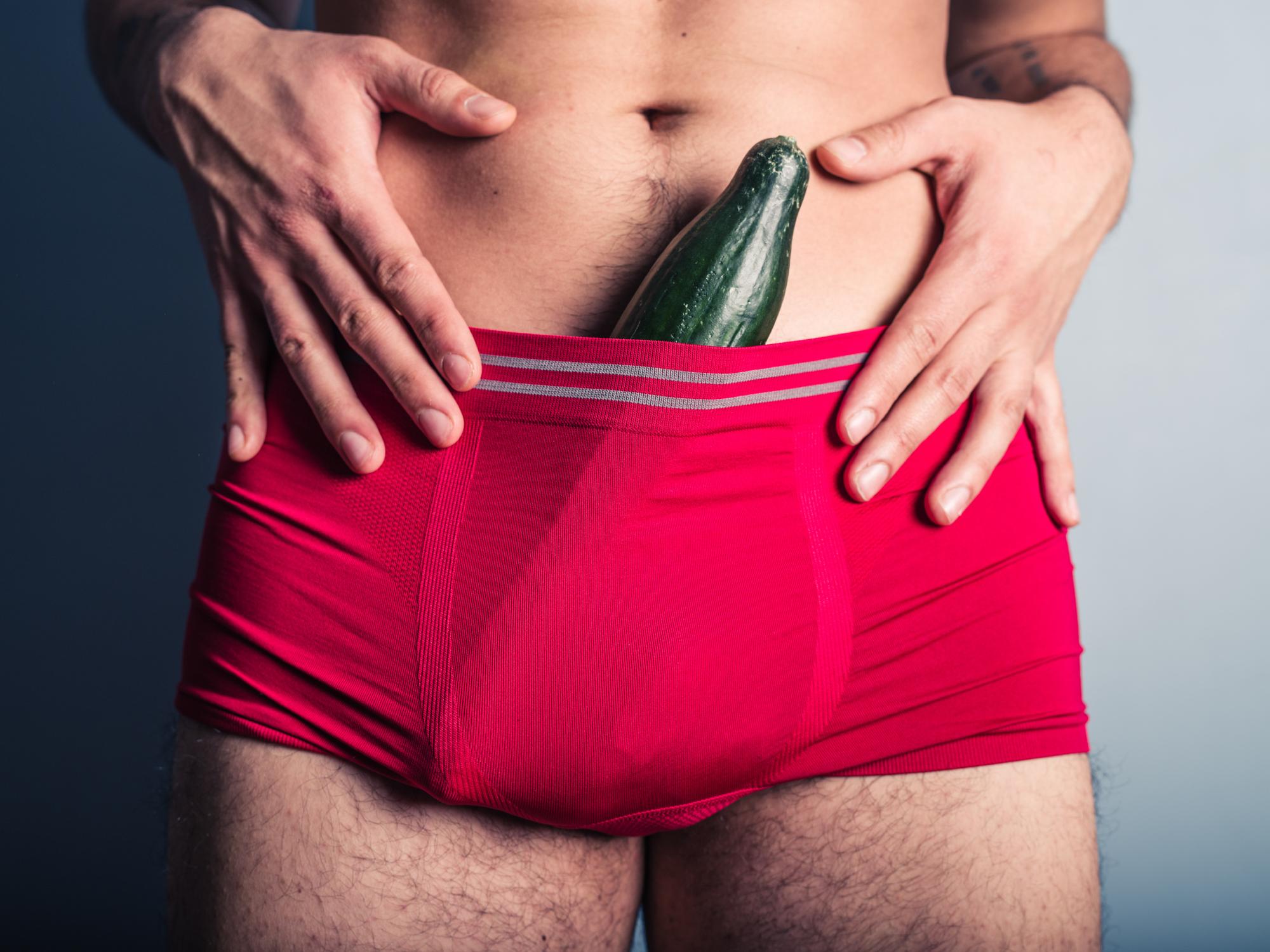 milyen férfiak nagy pénisz nincs erekciós ember