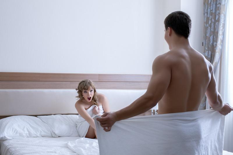 mit tegyenek a férfiak, ha nincs merevedésük